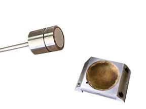 High temperature transducers