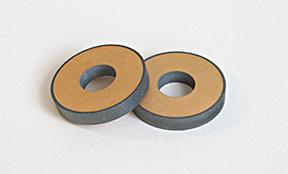 K-15 high temperature piezoelectric ceramics